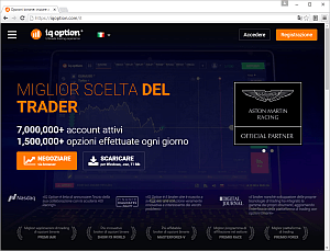 Iq option italia